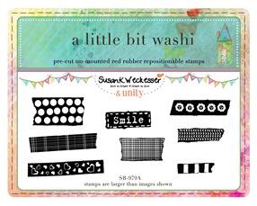 a little bit of washi