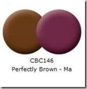 La Colors Kit 2 Lápis Labial Apontador - Cor Brown-Mauve 01