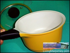 Lock & Lock Ceramica Cookplus Vitamin