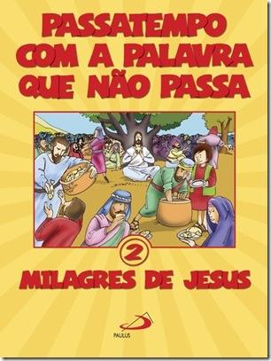 Milagres de Jesus - Capa.indd