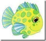 peces clipart blogcolorear (21)