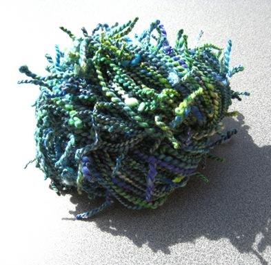 Stachelgarn Meeresfarben