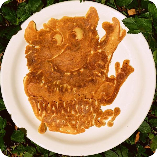 Maurice Sendak pancake
