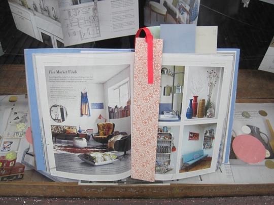 Holly Becker Decor8 Book Shopwindow Amsterdam