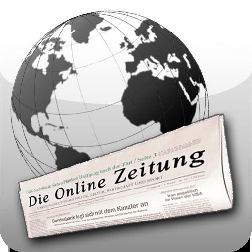 OnlineZeitung Deutschland LOGO-APP點子