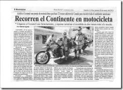 Newspaper Cozumel