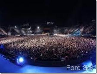 Foro sol cartelera de conciertos 2014 y boletos boletos for Puerta 7 foro sol