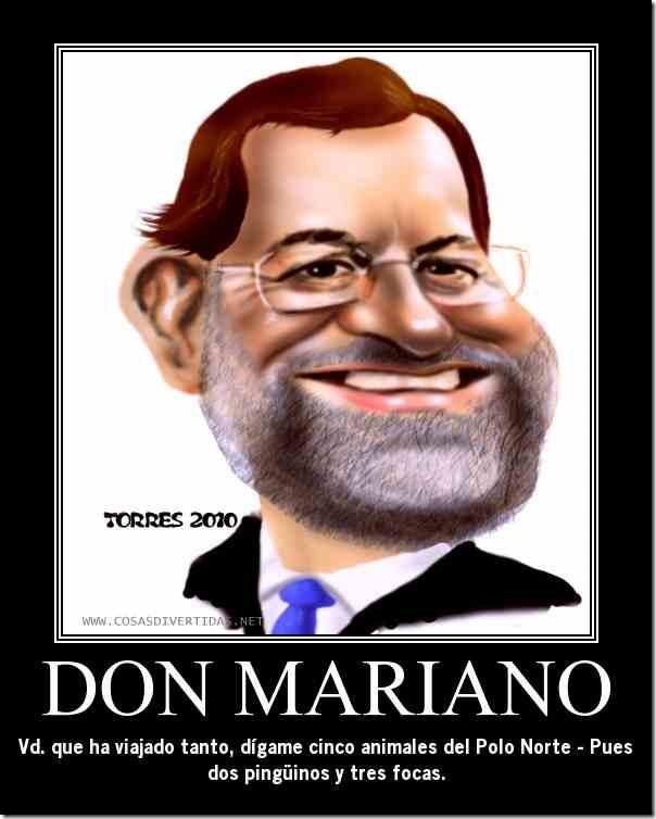 DESMOTIVACIONES MARIANO RAJOY 1