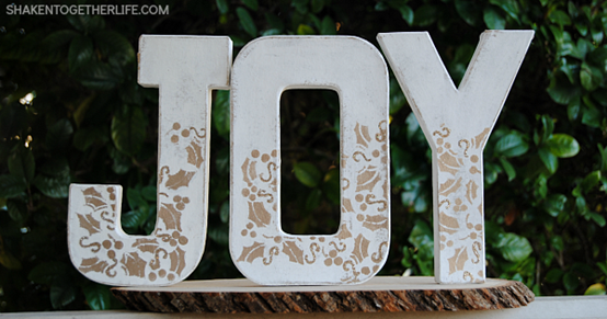 white-gold-stenciled-faux-wood-letters-featured