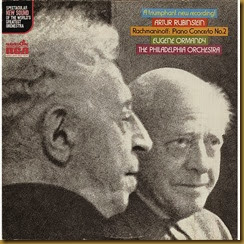 Rachmaninov Concierto piano 2 Rubinstein Ormandy