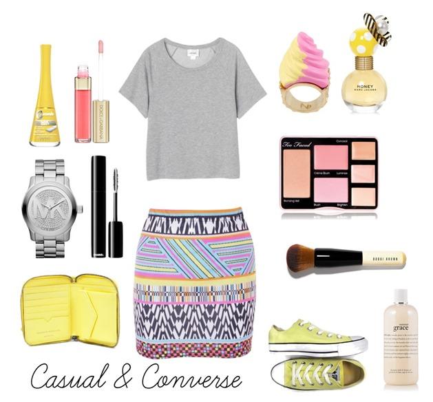 Casual & Converse