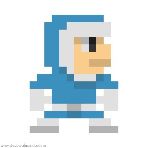 super herois e viloes em 8 bits megaman (6)