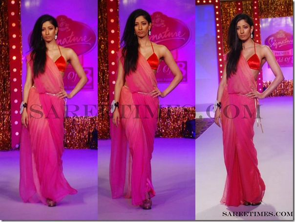 Signature_Fashion_Show_Designer_Reverse_Drape_Saree