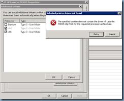 manually add printer windows 8