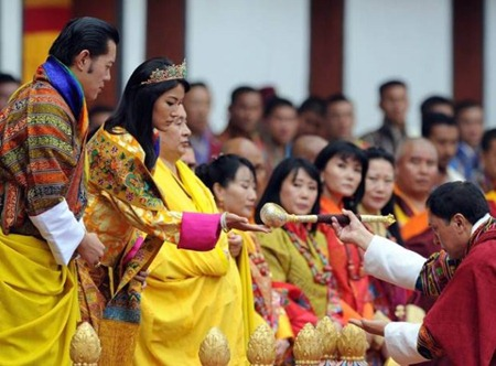 Bhutan Royal Wedding 1
