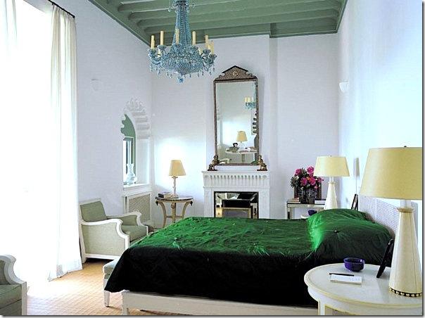 [uso del colore] Verde smeraldo - Case e Interni