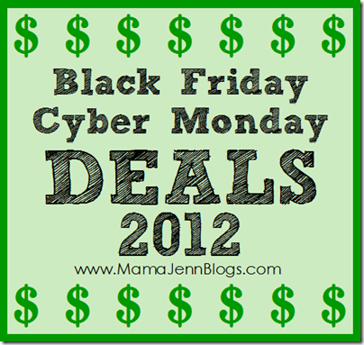 Black Friday ~ Cyber Monday Deals