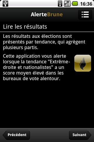 【免費新聞App】AlerteBrune-APP點子