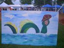 Nessie Lives at the Minnesota Scottish Fair and Highland Games!