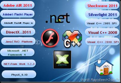 Soft 2011 v4.0 DVD-System