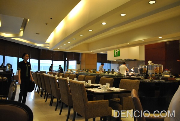Holiday Inn Galleria Fab Breakfast Buffet 01