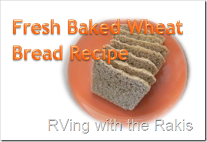 Homemade Wheat Bread Recipe