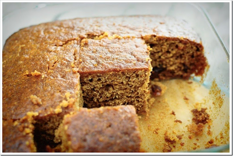 Honey Quinoa Cake 3