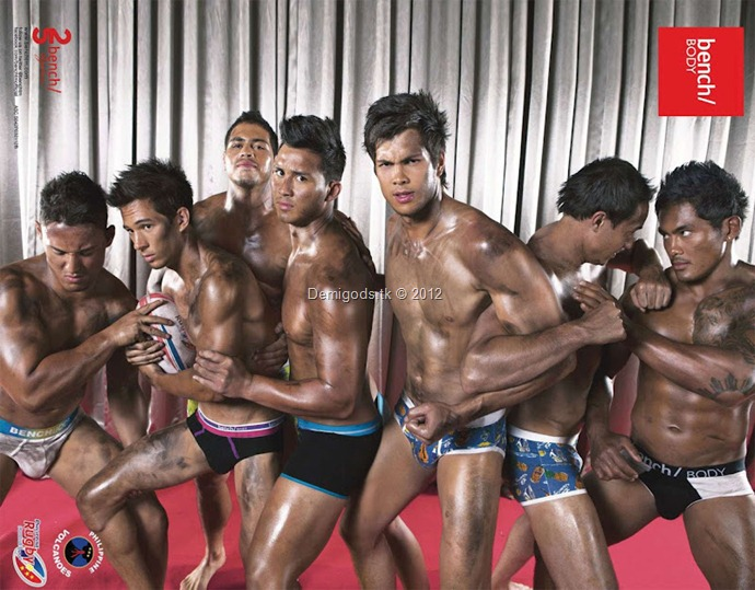 Philippine Volcanoes for Bench Body Summer 2012