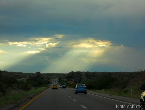 6. I-10 near Tucson-kab