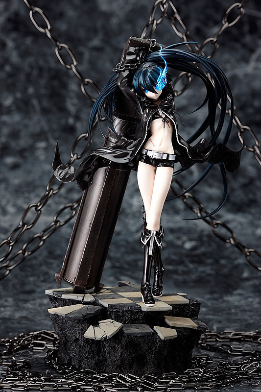 Black Rock Shooter figure