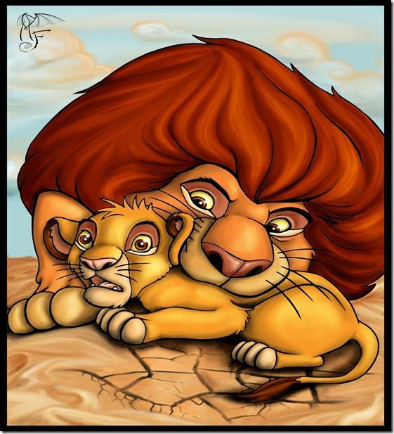 El Rey León,The Lion King,Simba (48)