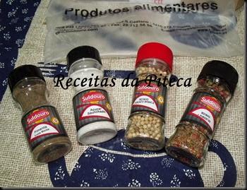 Produtos Suldouro (Navires)- frascos