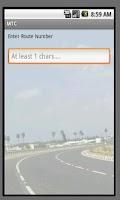 Screenshot of MTC Offline