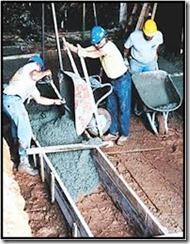 Colocación de concreto en climas cálidos