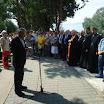 Rok 2012 - Spomienka na nespravodlivo väznených komunistickým režimom (foto Peter Sandtner) 25.08.2012