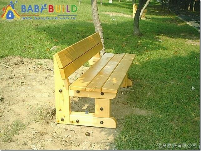 BabyBuild 檜木座椅