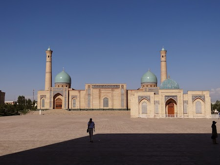 13. Aici e pastrat cel mai vechi Koran din lume.JPG