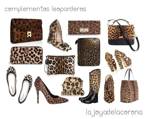 leopardo complementos