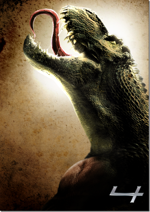 El Lagartom, Lizard,  Dr. Curt Connors