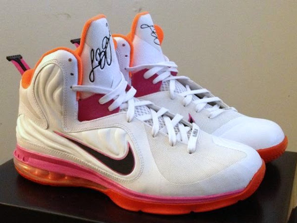 Nike LeBron 9 HWC 8220Floridians8221 Player Exclusive or Custom