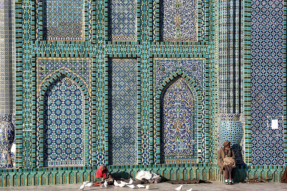 mazar e sharif muslim Letter of agreement on police, criminal justice, and the islamic republic of konduz, jalalabad and mazar-e-sharif and will establish a.
