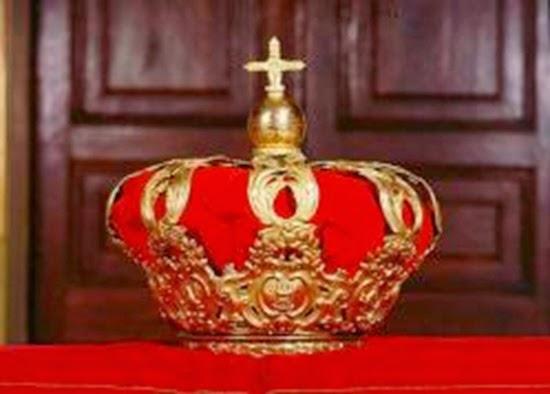 Corona real de España