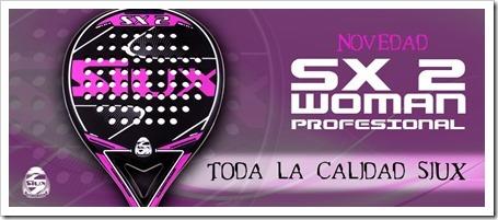 La pala SX2 de la firma SIUX en este 2015