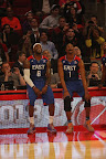 lebron james nba 130217 all star houston 58 game 2013 NBA All Star: LeBron Sets 3 pointer Mark, but West Wins