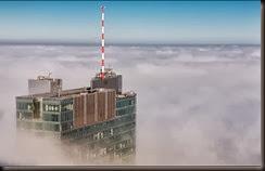 Nevoeiro em Varsóvia