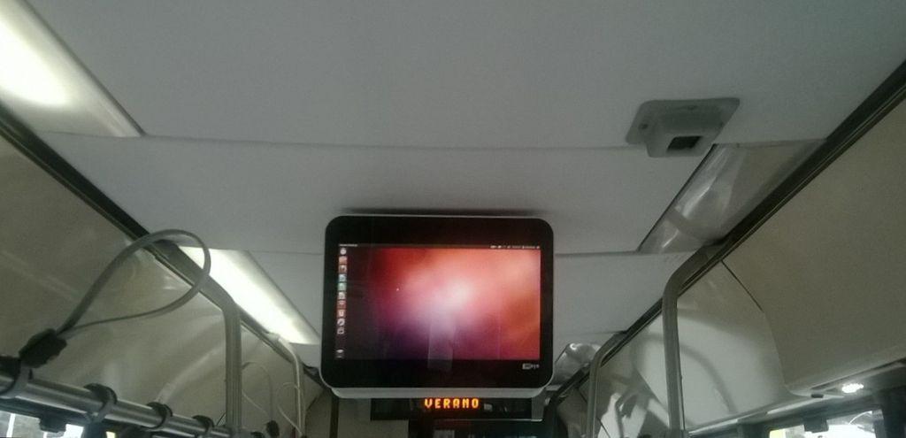 Ubuntu Autobus Atac di Roma