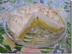 Babette's Lemon Meringue Pie