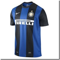 Camiseta Inter de Milan 2012-13 local
