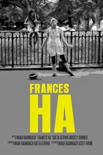 frances ha movie poster