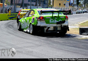 Tony DAlberto, Bottelo Holden Commodore